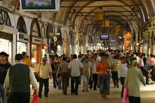 السوق المغطى-تركيا