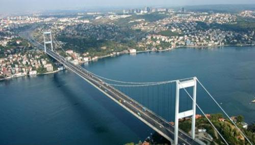 جسر البوسفور-تركيا