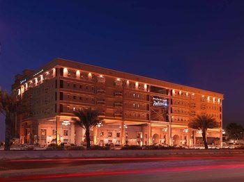 فندق راديسون بلو للأجنحة الملكية - جدة