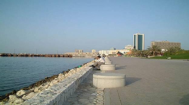 كورنيش الملك فيصل البحرين