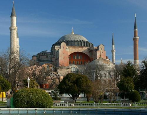 متحف ايا صوفيا-تركيا