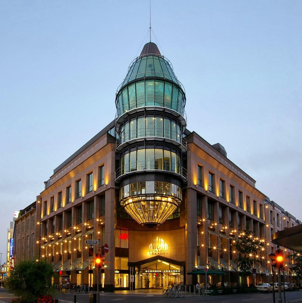 دوسلدورف شارع الملوك