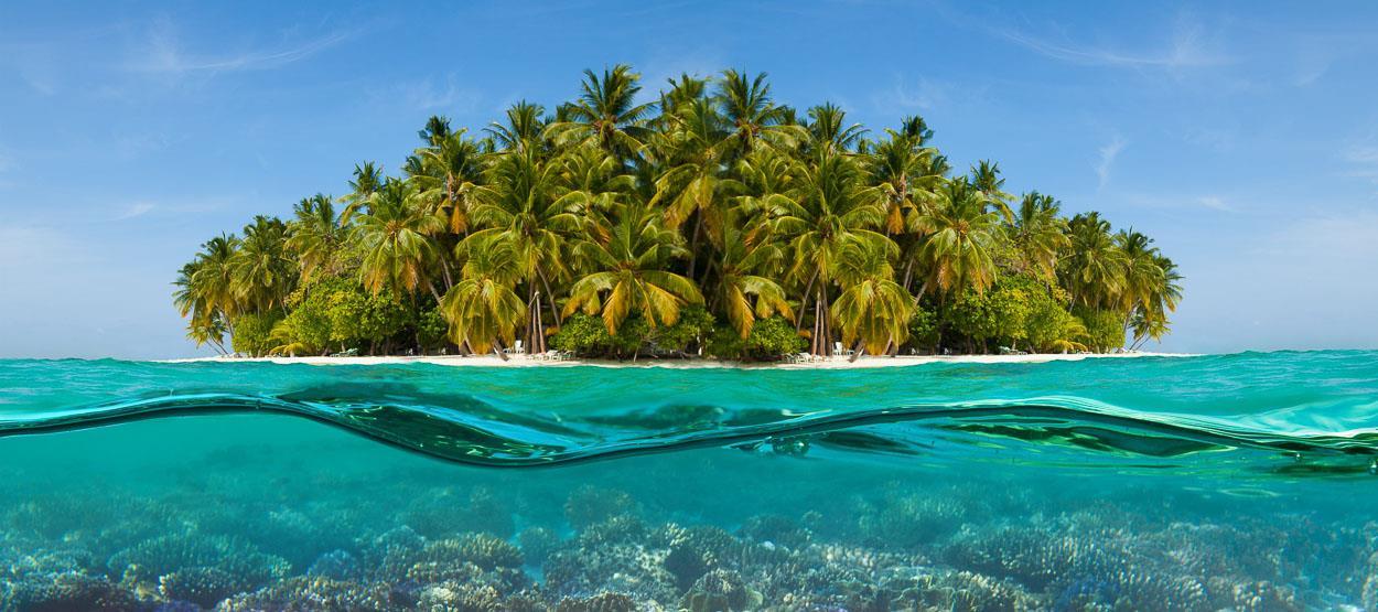 أين موقعها جزر المالديف