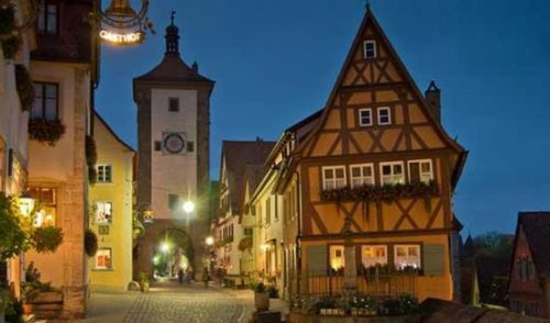 السياحة في نورنبيرغ