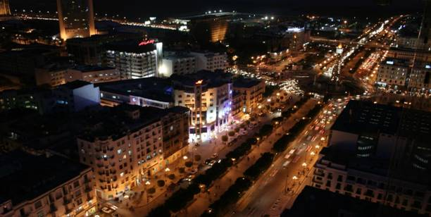 فندق المرادى أفريقيا تونس