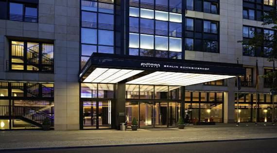 فندق بولمان برلين