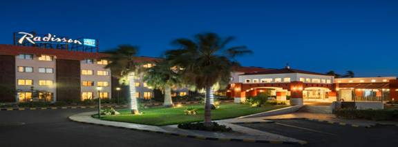 فندق راديسون بلو ينبع