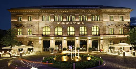 فندق سوفيتيل ميونخ