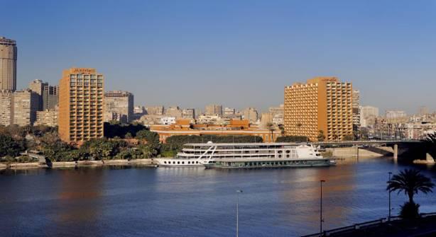 فندق ماريوت القاهرة
