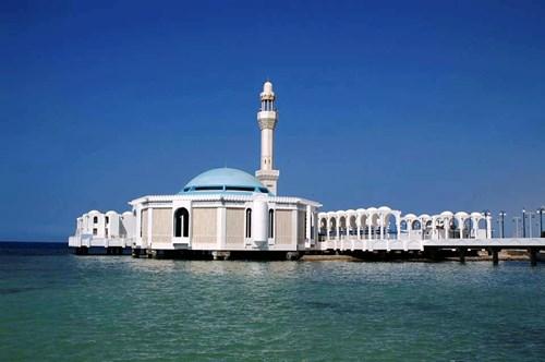 المسجد العائم جدة