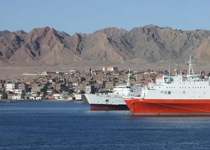 ميناء الغردقة البحري