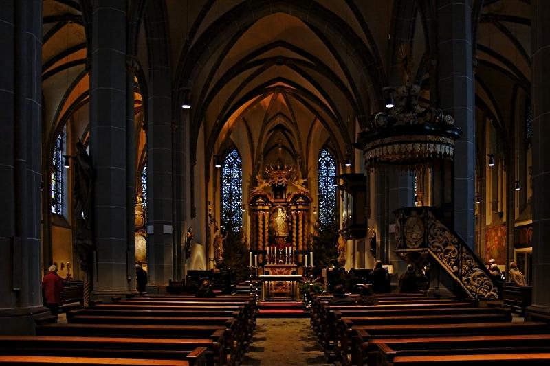 كنيسة القديس لامبرتس