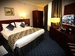 فندق الروضة العقيق