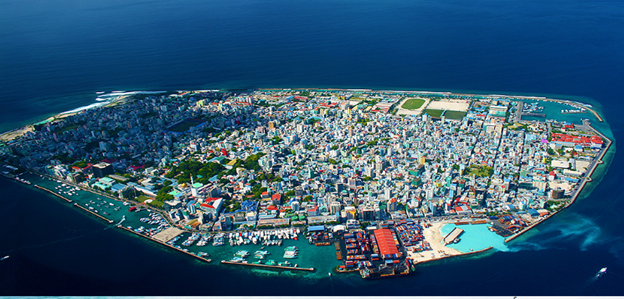 شهر العسل في جزر المالديف ماليه
