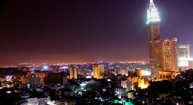 مدن السعودية