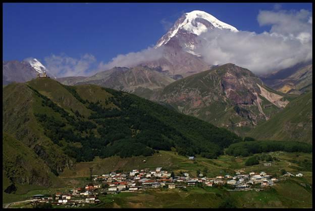 جبل كازبيك