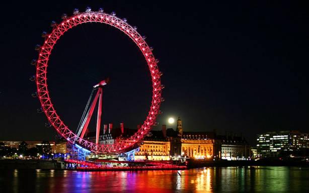 عين لندن