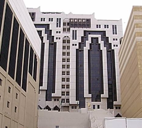 فندق ايلاف-اجياد مكة