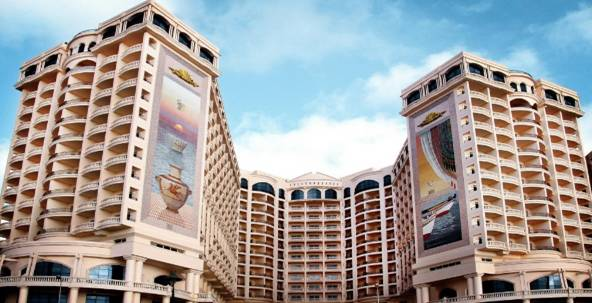 فندق توليب الأسكندرية