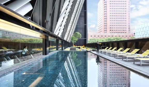 فندق غراند بارك أوركارد سنغافورة