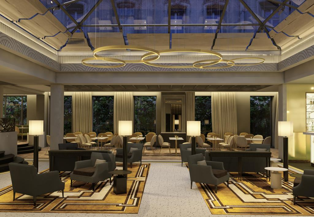 فندق لوتسوبا باريس