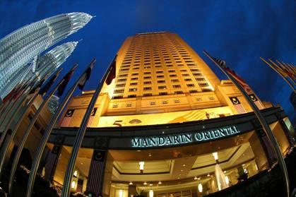 فندق مانداريان اورينتال في كوالالمبور
