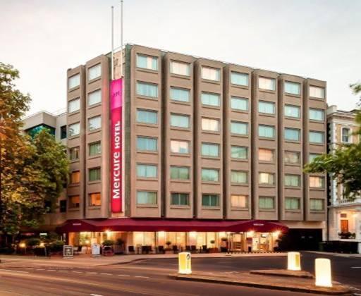 فندق ميركيور لندن هايد بارك