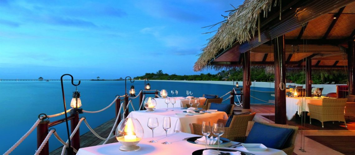 فندق جزر المالديف