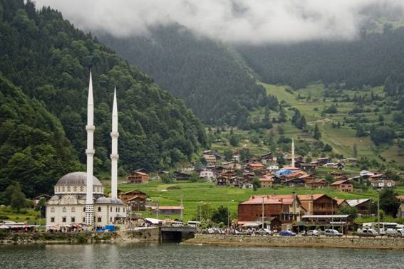 اوزنجول تركيا