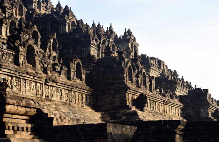 معبد بوروبودور